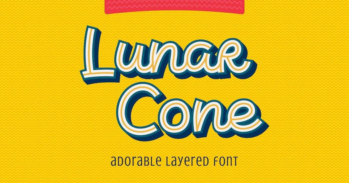 Download Lunar Cone by adamfathony