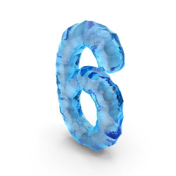 Ice Alphabet Number 6