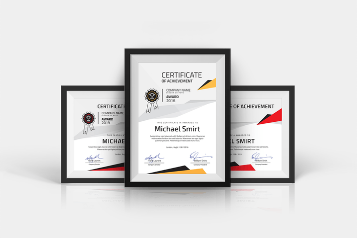 Thumbnail for Modern Certificates