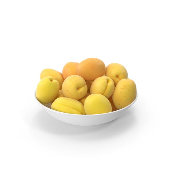 Thumbnail for Bowl Of Apricots