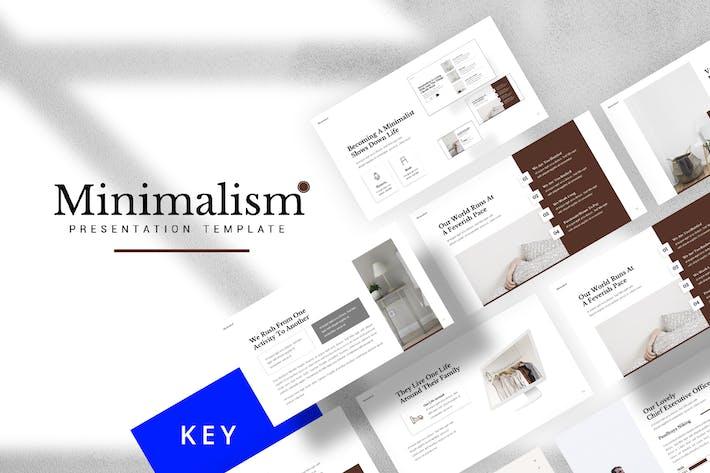 Thumbnail for Шаблон Keynote минимализма