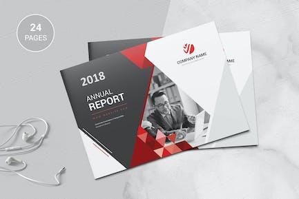 A5 Annual Report