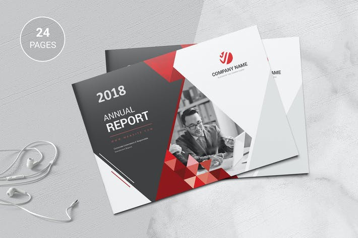 Thumbnail for A5 Annual Report