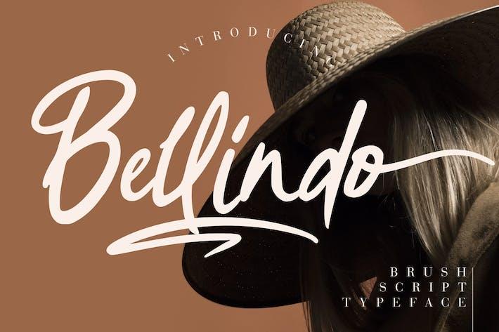 Thumbnail for Bellindo Brush Script
