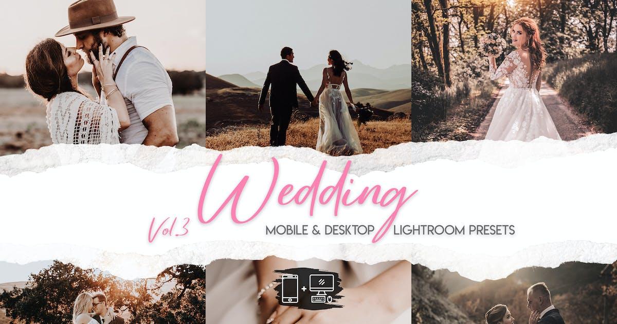 Download Wedding Lightroom Presets Vol. 3 by ClauGabriel