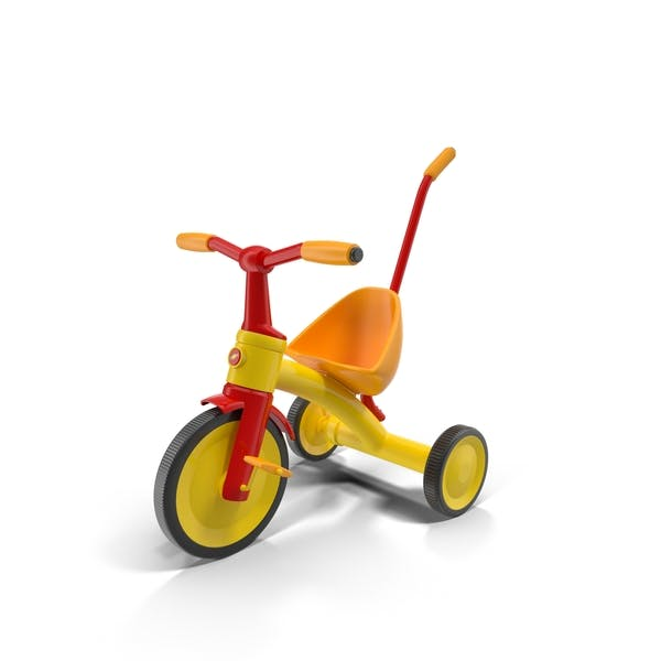 Thumbnail for Childrens tricycle