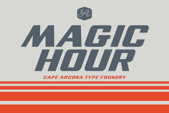 Thumbnail for CA Magic Hour
