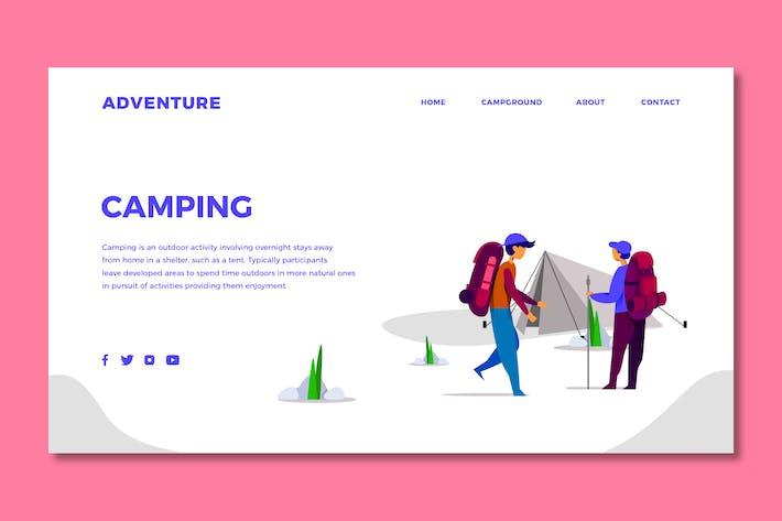 Thumbnail for Camping - Web Header