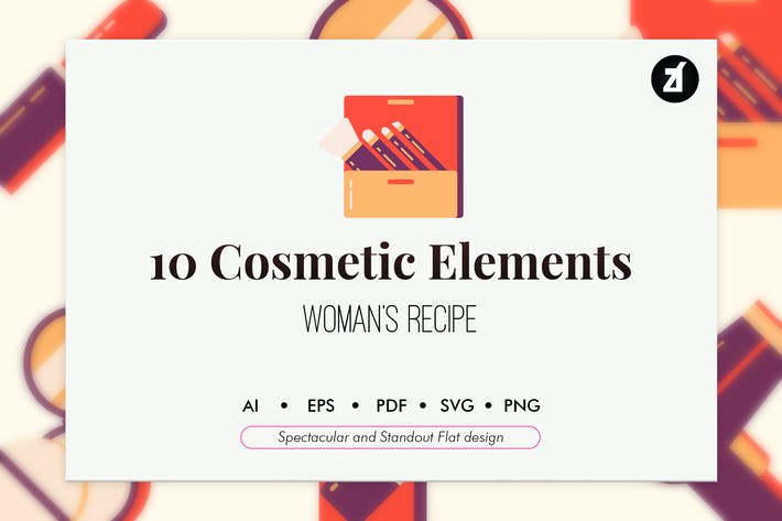 Thumbnail for 10 Cosmetic elements
