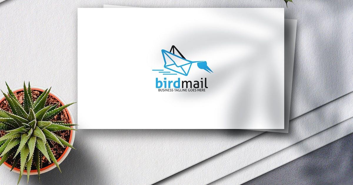 Download Bird Mail Logo by Voltury