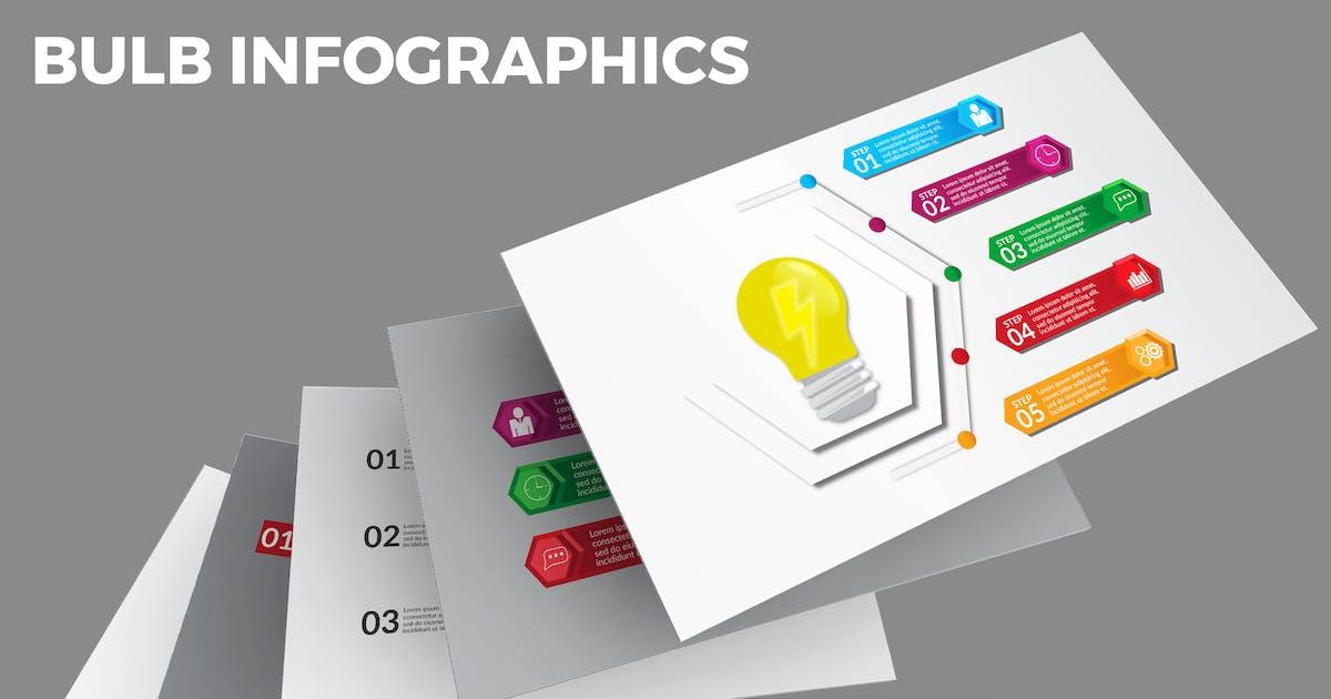 Download Bulb – Infographics Design by designesto