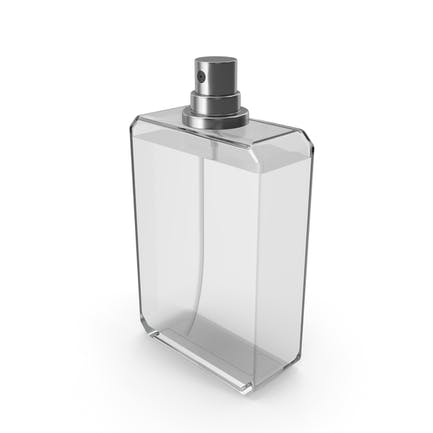 Botella Perfume Blanco Abierto