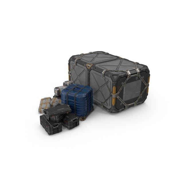 Sci-Fi Cargo