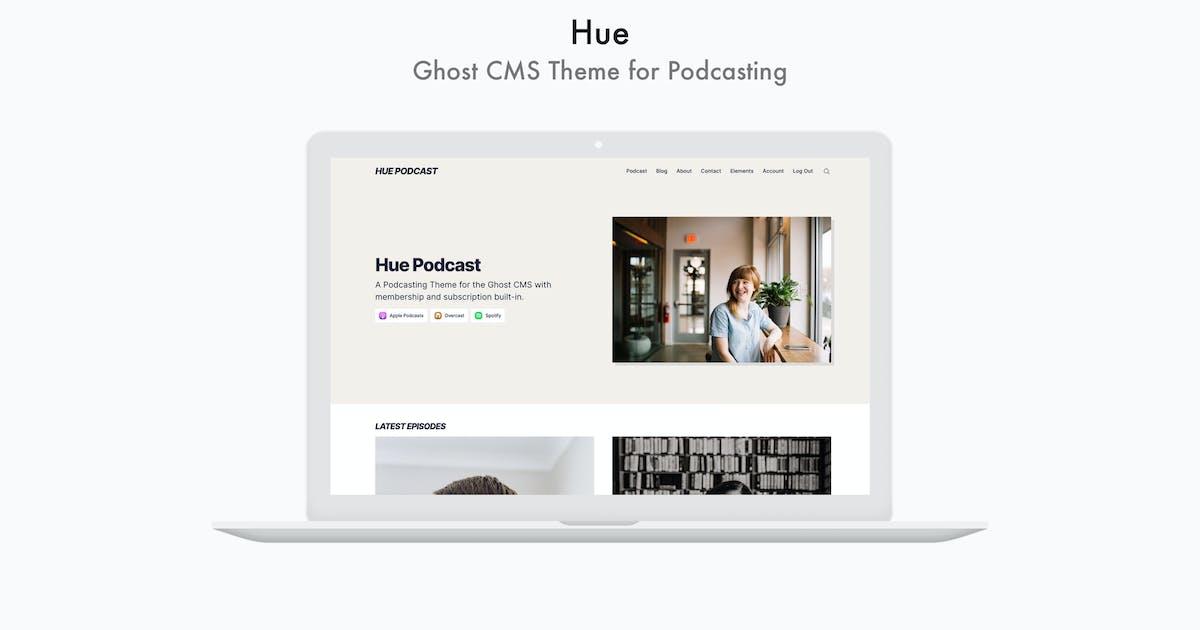 Download Hue by aspirethemes