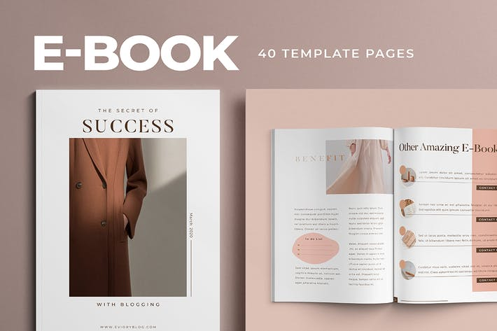 Thumbnail for E-Book Template Creator