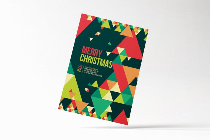 Thumbnail for Minimal Christmas Flyer 2
