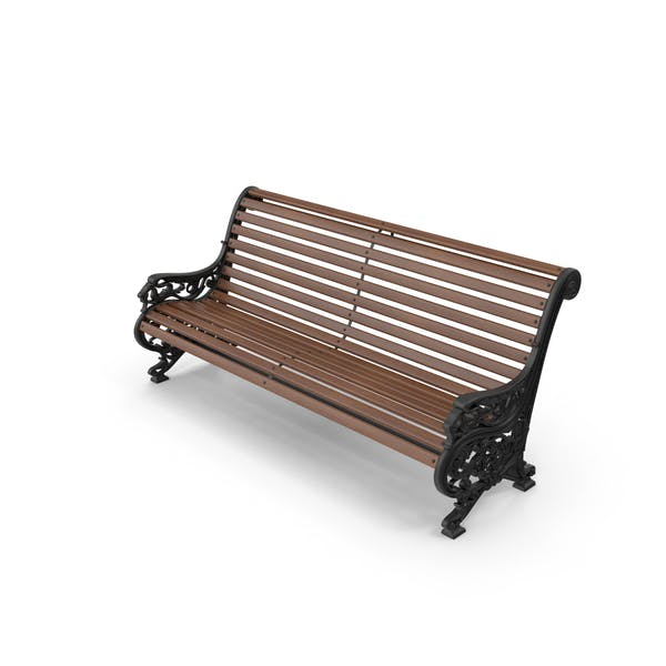 Thumbnail for Outdoor Cast Iron Bench
