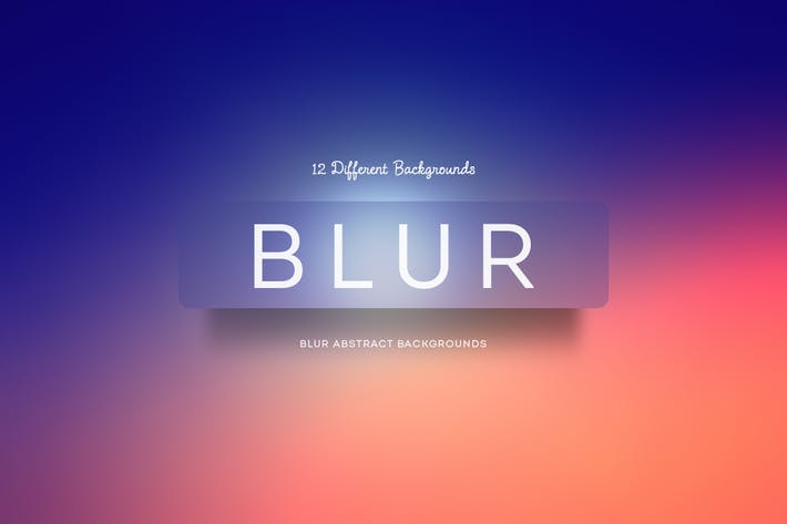 Thumbnail for Blur Abstract Backgrounds