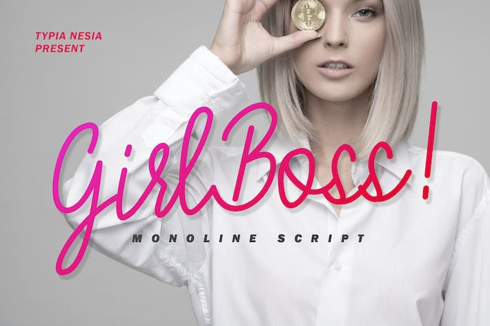 Thumbnail for Girl Boss