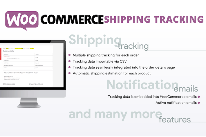 Thumbnail for WooCommerce Shipping Tracking