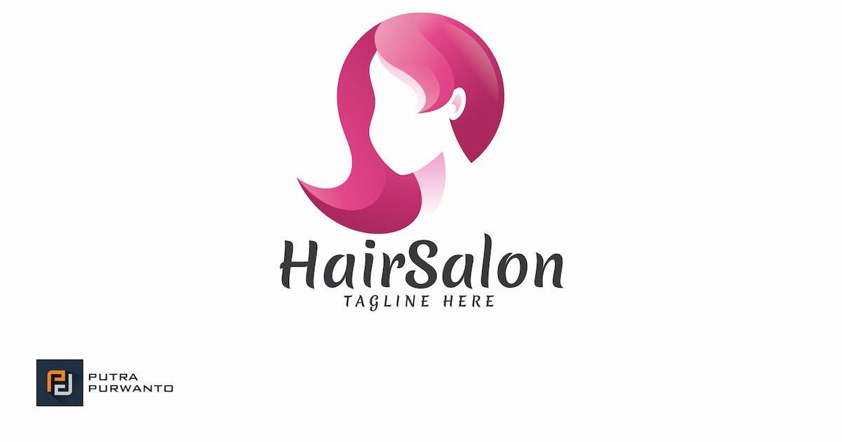 Download Hair Salon - Logo Template by putra_purwanto