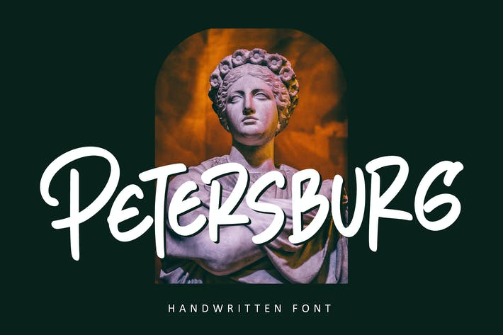 Petersburg Fashionable Font