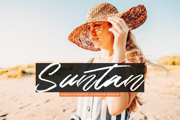 Thumbnail for Suntan Mobile & Desktop Lightroom Presets