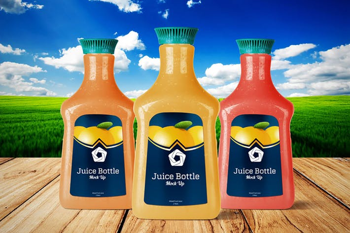 Thumbnail for Juice Bottle V.3