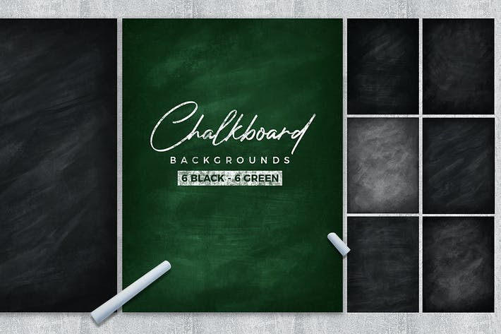 Thumbnail for Chalkboard Background
