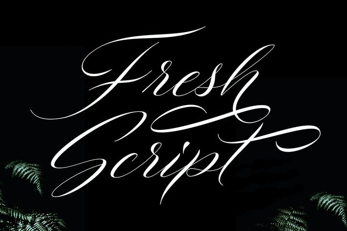 Thumbnail for Fresh Script