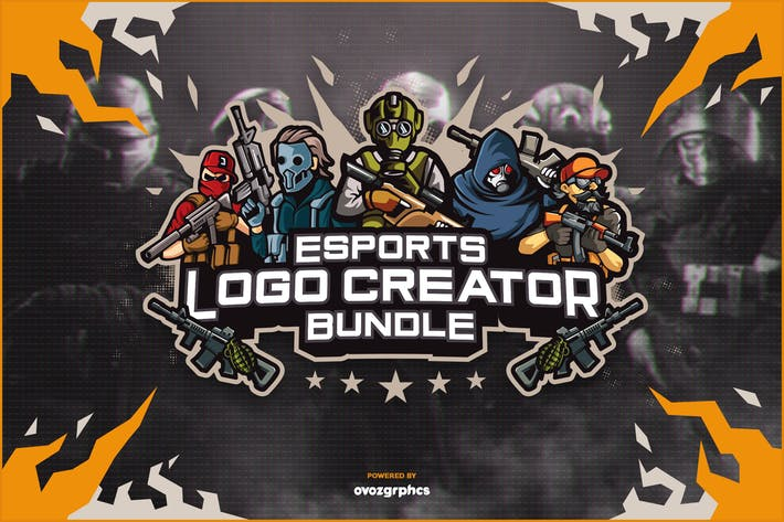 Thumbnail for E Sports Logo Bundle