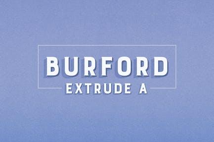 Burford Extrude A
