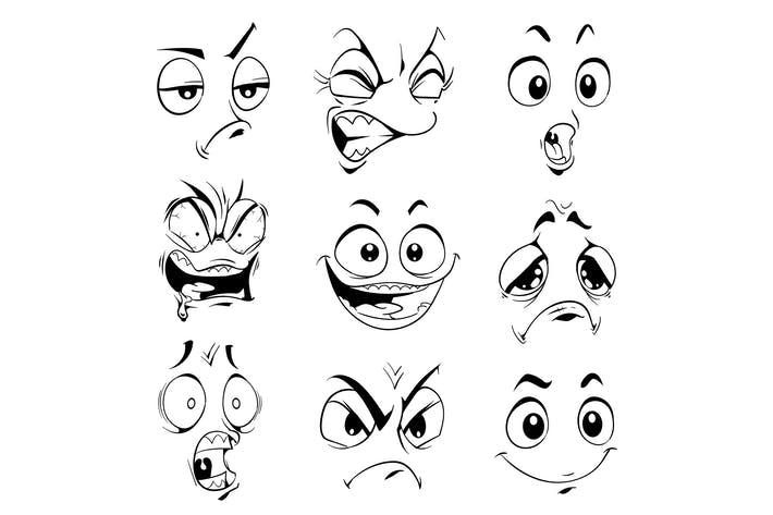 Thumbnail for Expressions and moods