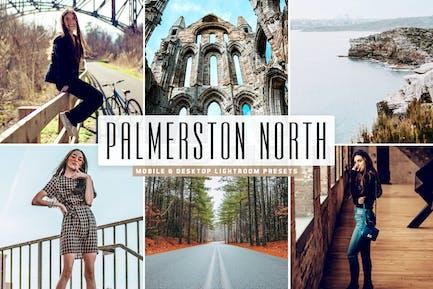 Palmerston North Lightroom Presets Pack