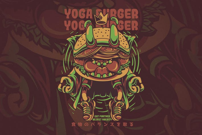 Thumbnail for Yoga Burger