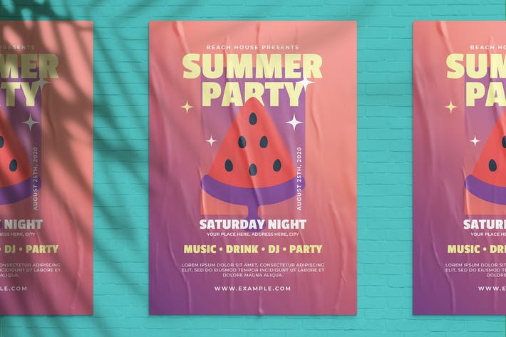 Thumbnail for Summer Party