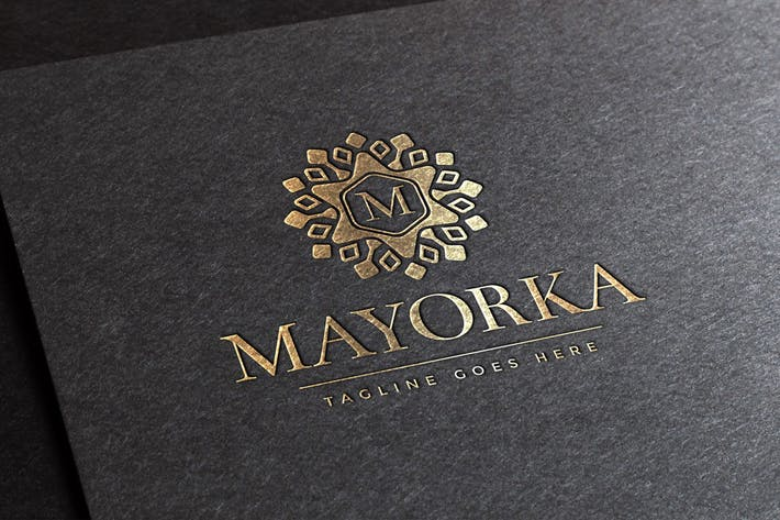 Thumbnail for Mayorka Logo Template