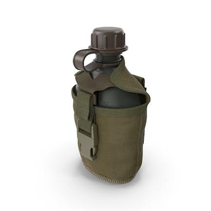 Cantina de Agua al aire libre Plástico Militar