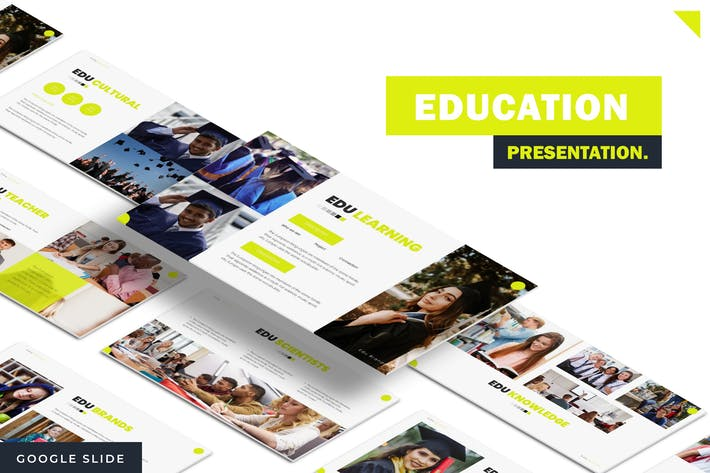 Thumbnail for Education - Keynote Template
