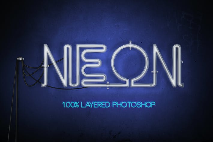 Thumbnail for Neon Text