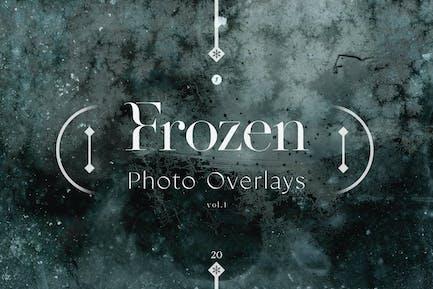 Frozen Photo Overlays Vol. 1