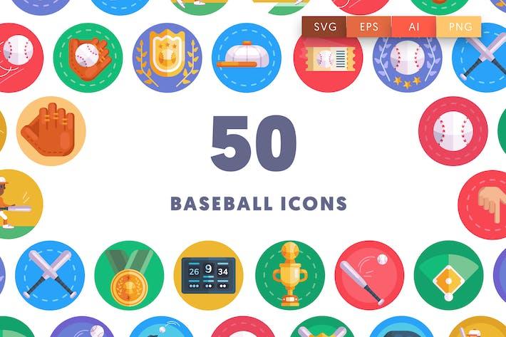 Thumbnail for Baseball Icons