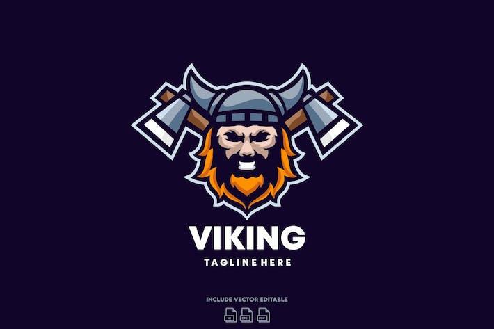 Thumbnail for Viking E-Sport Logo Design