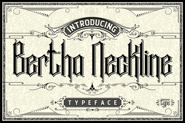 Thumbnail for Bertha Neckline