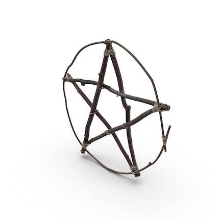 Twig Pentagram