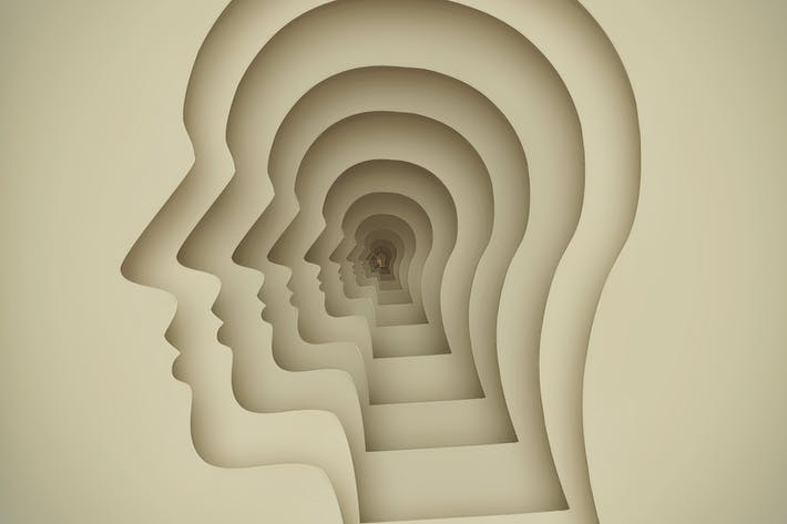 Thumbnail for human mind conceptual image