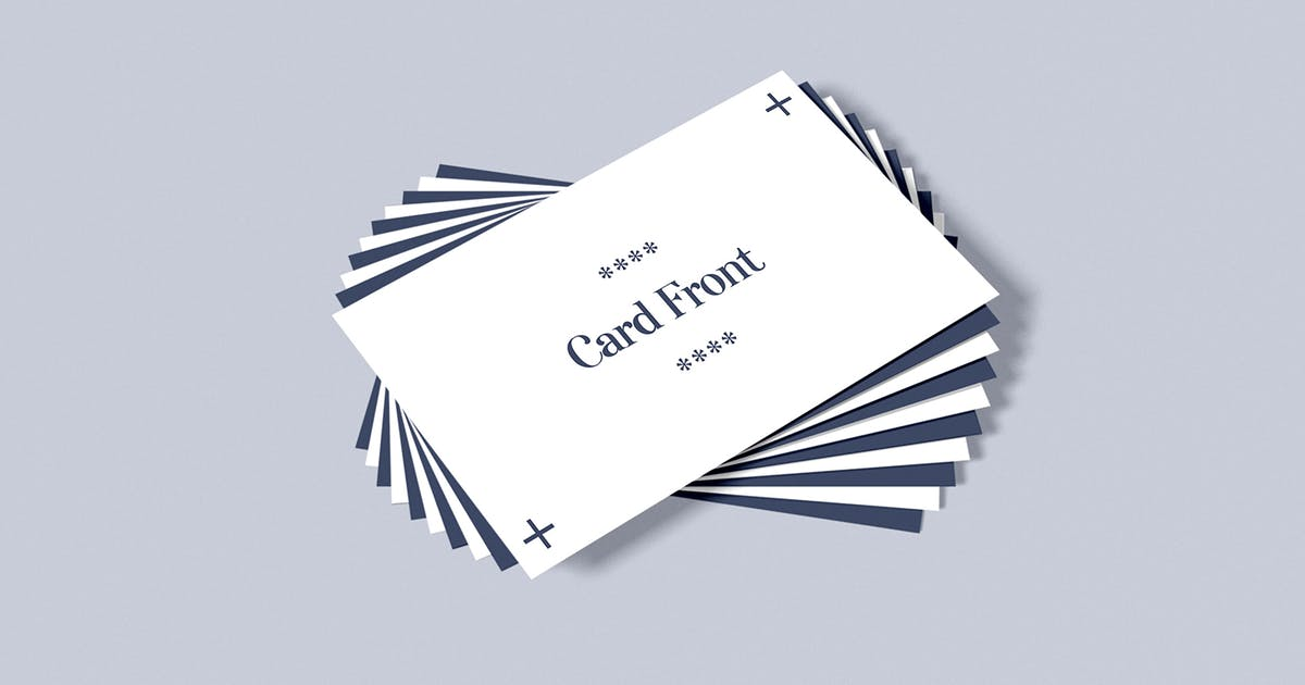 Download Business Card Mockup by Morad