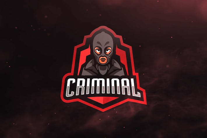 Cover Image For Criminal Sport and Esports Logos