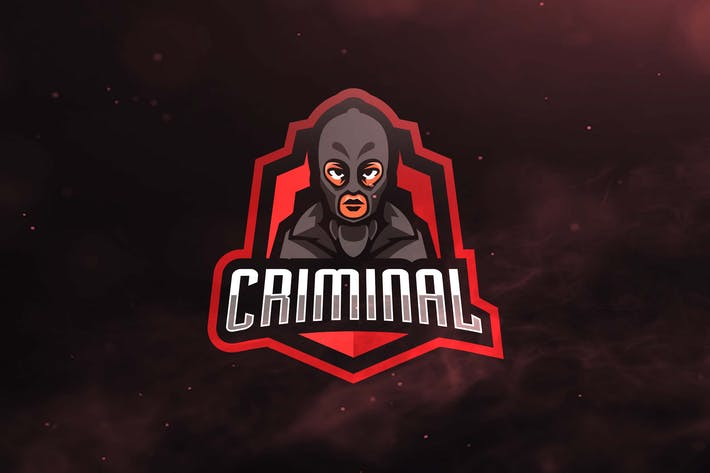 Thumbnail for Criminal Sport and Esports Logos
