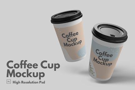 Coffee Cup Mockup V.2